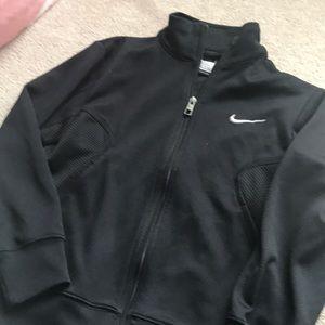 Boy's Nike zip up sweatshirt. Small